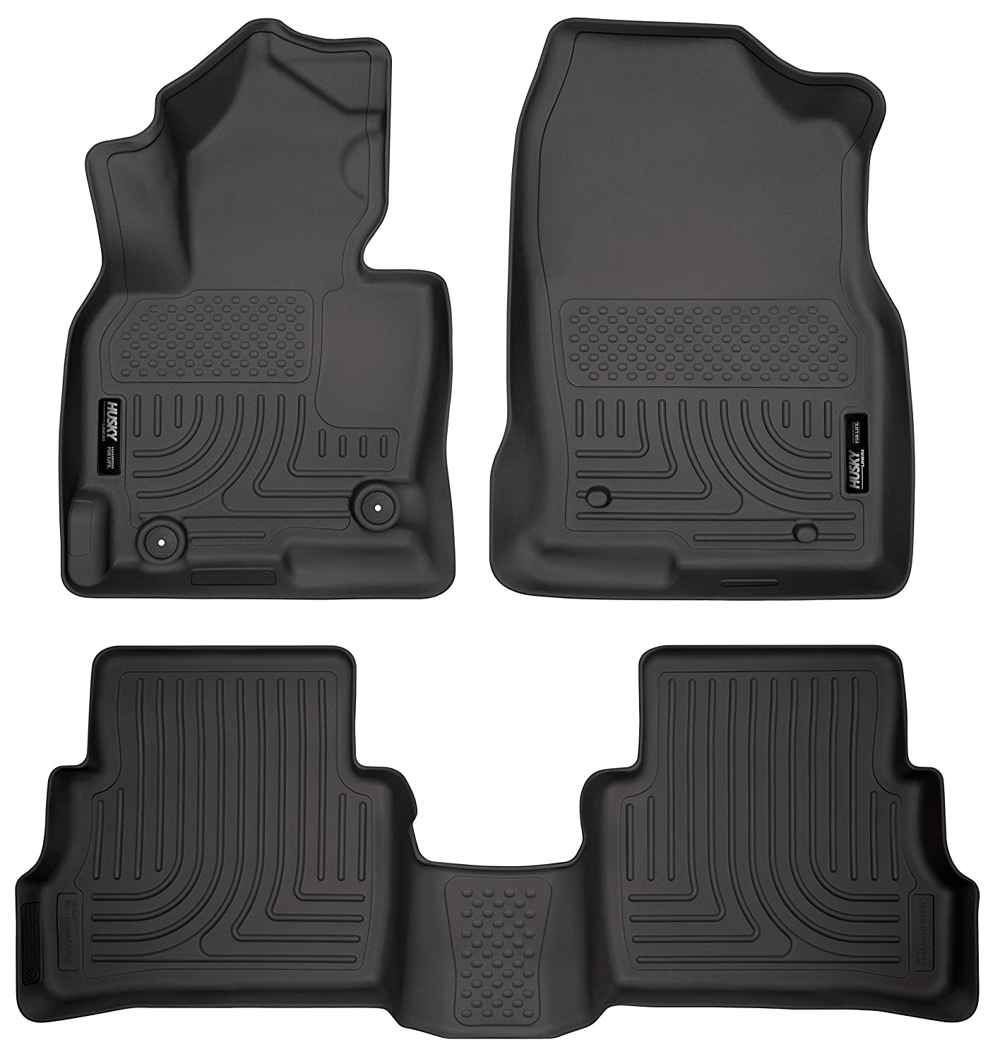 Husky Liners Front /& 2nd Seat Floor Liners Fits 13-16 Mazda CX-5 99731