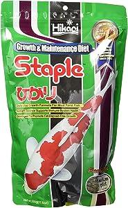 Hikari Sales 01342 17.6 Oz Hikari Staple Medium Pellets Pond Food
