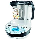 Imetec 7636 Zero Glu Cukò Robot da cucina, 570 W, cottura senza glutine, con libro di ricette [in lingua spagnola], Bianco