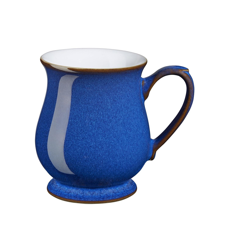 sc 1 st  Amazon.com & Amazon.com: Denby Imperial Blue Craftsman Mug: Kitchen \u0026 Dining
