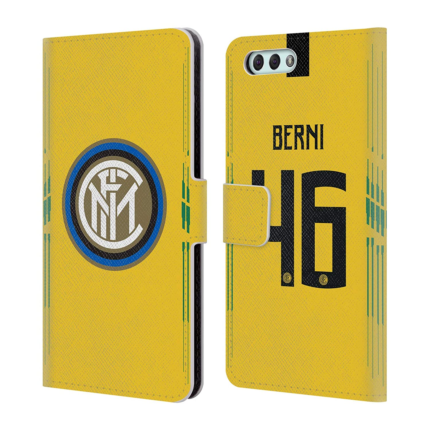 Amazon.com: Official Inter Milan Dalbert Henrique 2018/19 ...