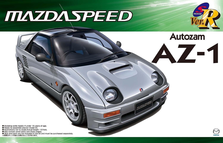 1/24 S package version R No 61 Autozam AZ-1 Mazdaspeed version