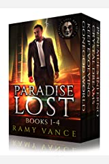 Paradise Lost - The Epic Boxed Set (Books 1 - 4): A Urban Fantasy Supernatural Thriller Kindle Edition