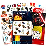 Star Wars Temporary Tattoos Ultimate Party Favors Set ~ Bundle Includes Over 200 Star Wars Tattoos from Episodes 1-9 (Star Wars Parts Supplies)