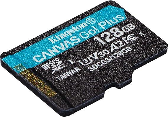 Kingston Sdcg3 128gb Microsd Speicherkarte Elektronik