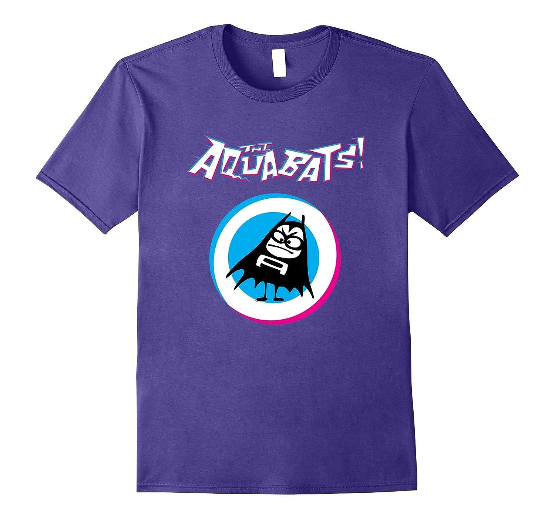 The Aquabats Logo T-Shirt - Official Merch-T-Shirt