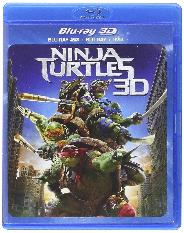 Ninja Turtles [Francia] [Blu-ray]: Amazon.es: Cine y Series TV