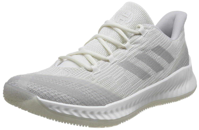Adidas Harden B/E 2, Chaussures de Basketball Homme 50 EU|Blanc (Clowhi/Silvmt/Greone (Clowhi/Silvmt/Greone EU|Blanc Clowhi/Silvmt/Greone) 6496b6