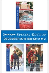 Harlequin Special Edition December 2018 - Box Set 2 of 2: Same Time, Next Christmas\The Firefighter's Christmas Reunion\Fortune's Christmas Baby Kindle Edition