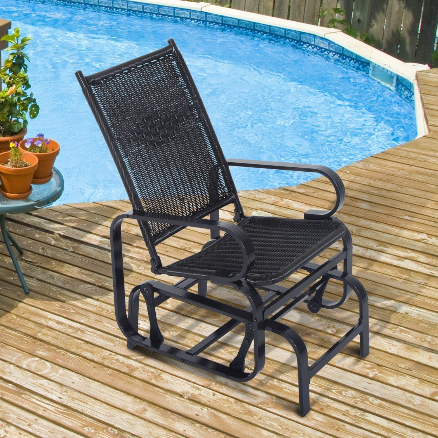 Inspirational Patio Furniture Swings and Gliders