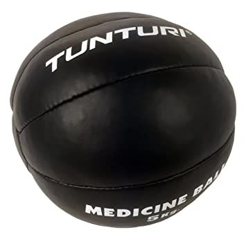 Tunturi Functional Balón Medicinal Piel Sintética, Unisex Adulto ...