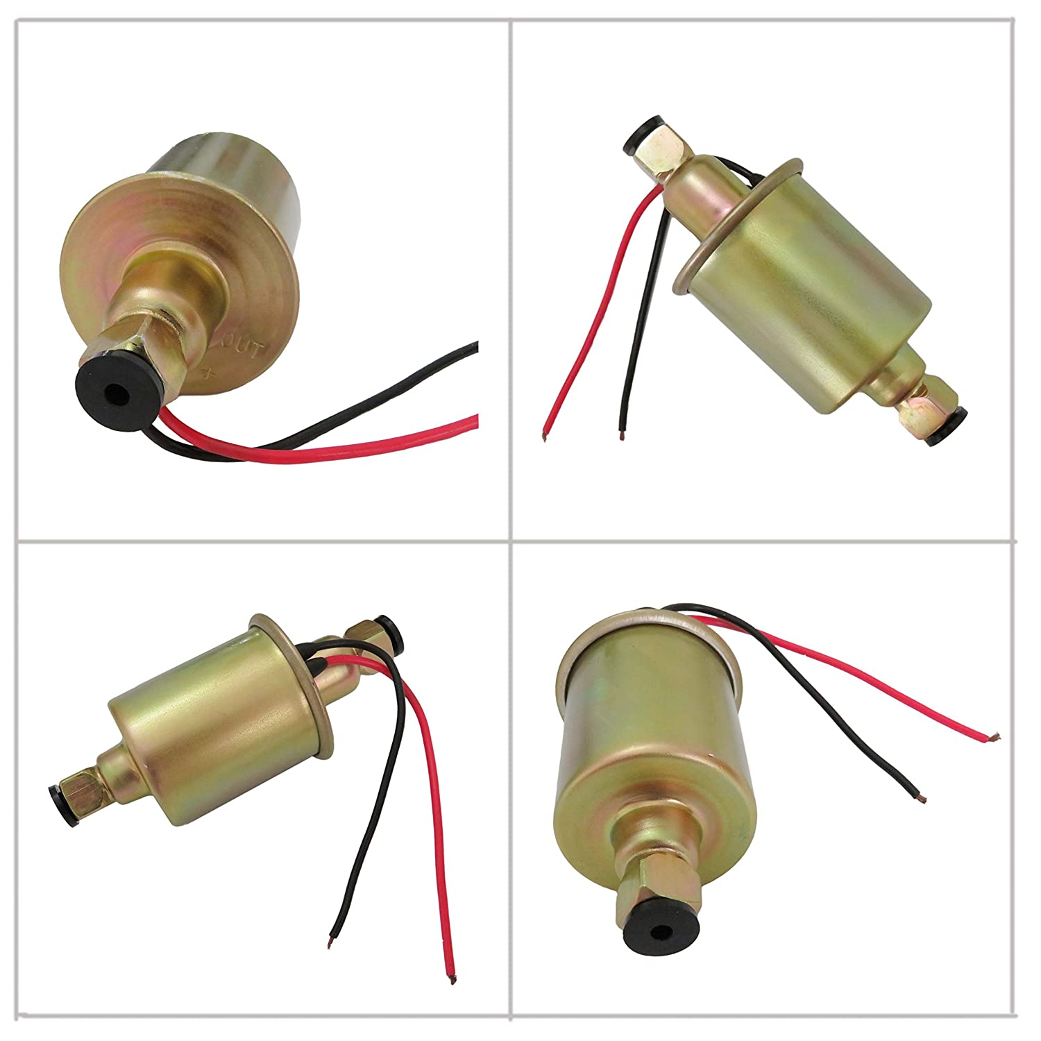 Amazoncom New Universal Low Pressure Electric Fuel Pump For E8016s