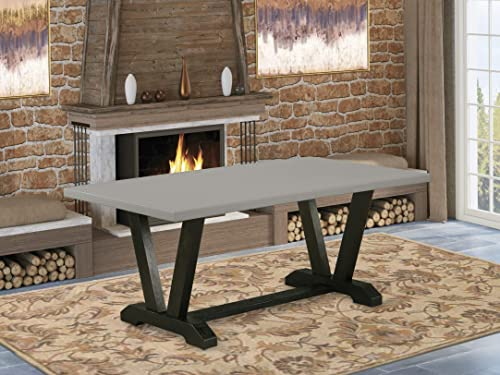 Deal of the week: East West Furniture VT697 Wooden Table