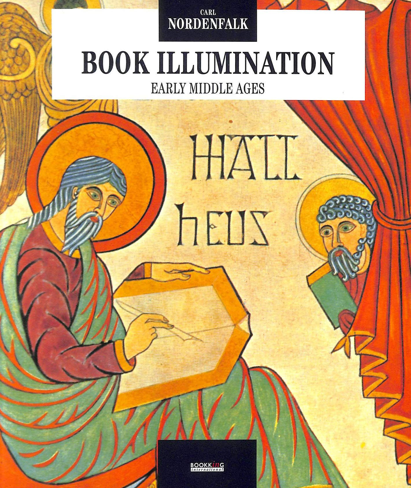 Book Illumination  The Early Middle Ages  Skira