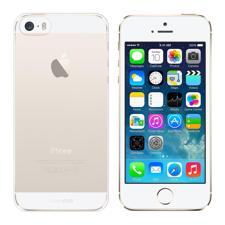 Custodia ultra sottile CoverStyle per iPhone 5 e iPhone 5s