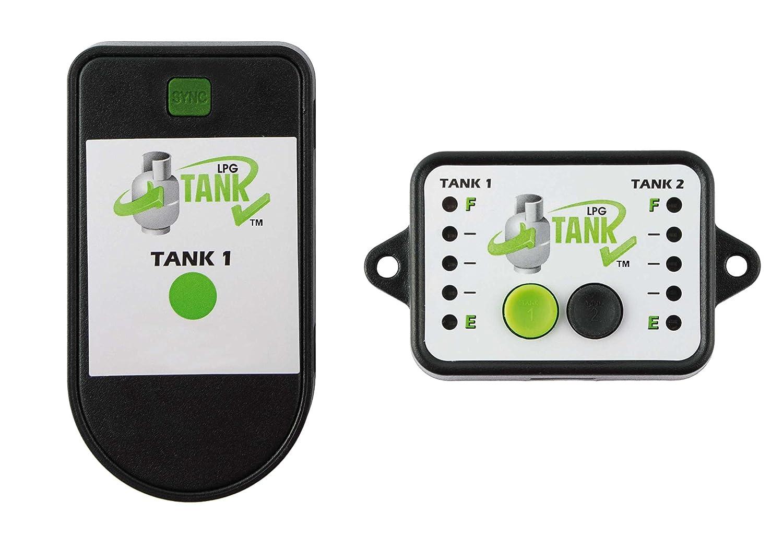 P Productos 1212.1300 LP Tanque Compruebe con Monitor Kit: Amazon.es: Coche y moto