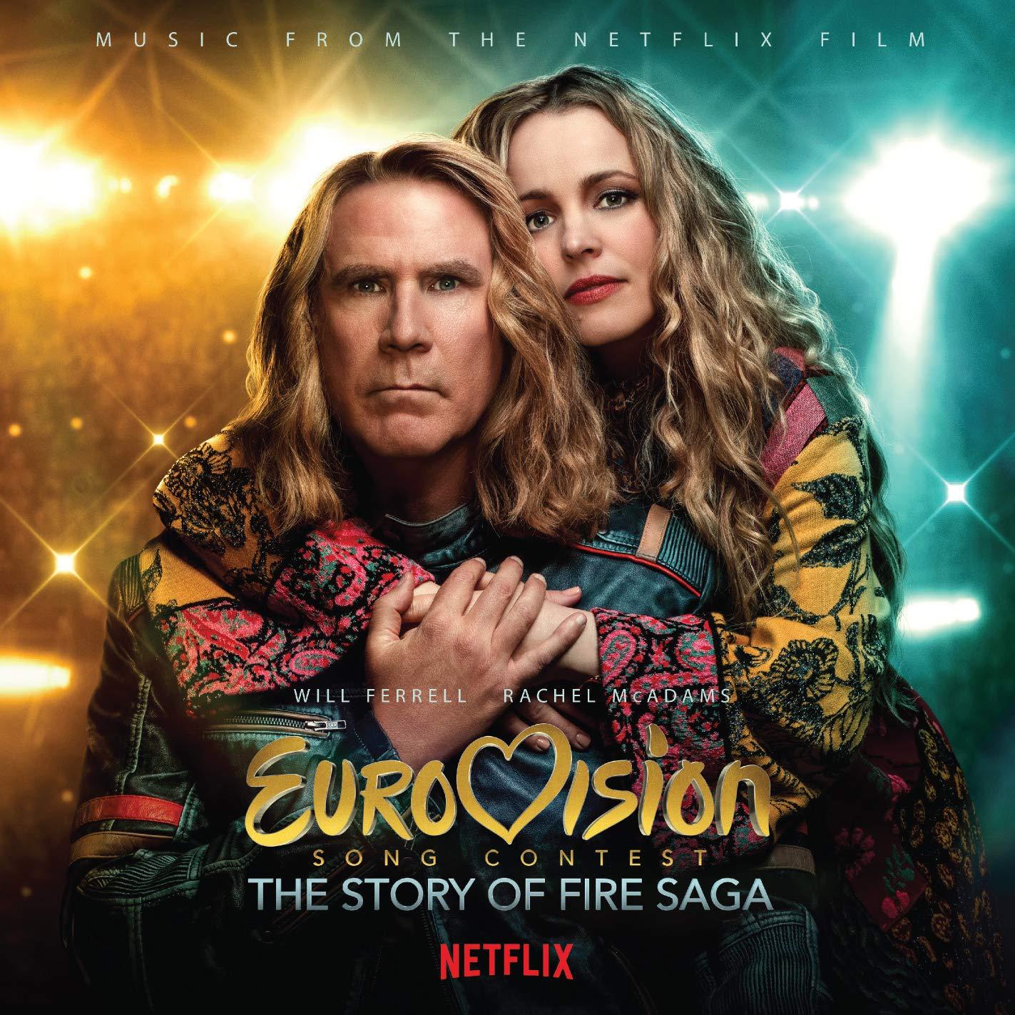 Eurovision Song Contest: The Story of Fire Saga : Amazon.es: Música