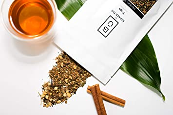 Amazon.com : YOGA Tea, Cinnamon pieces, GINGER, Nettle ...