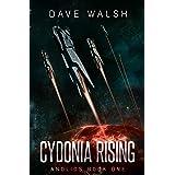 Cydonia Rising: A Science Fiction Adventure (Andlios Book 1)