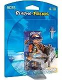 Playmobil - 9075 - Jeu - Pirate avec Bouclier
