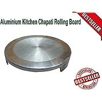 RIM Khushi Aluminium Chakla Board (Silver)