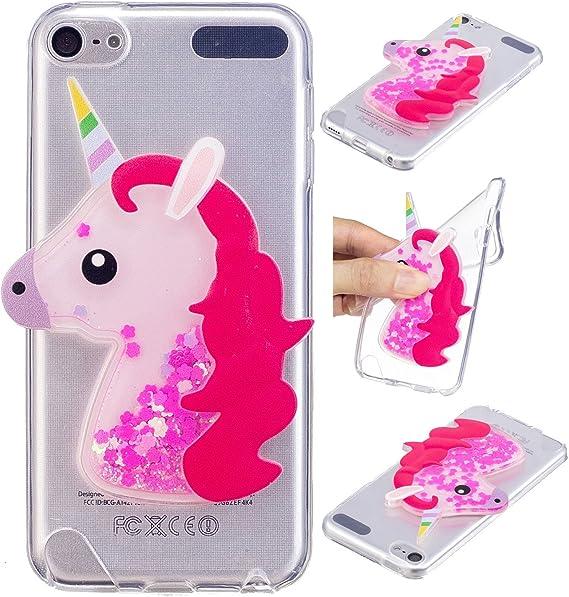 Case Ranyi [3D Glitter Unicorn