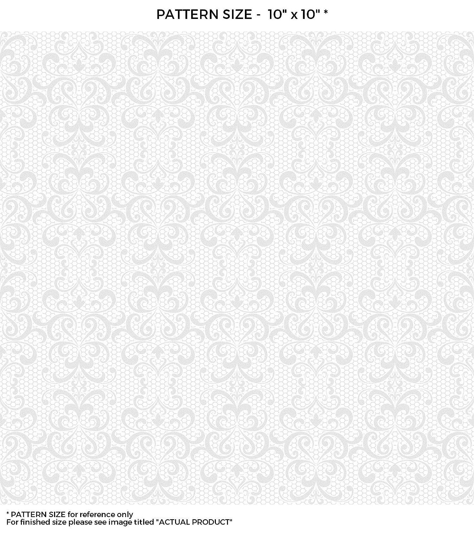 windowpixブラック&ホワイトグローバルダマスクデザインステンドグラスウィンドウフィルムドアウィンドウプライバシーフィルム非粘着Static Cling Filmつや消しプライバシーウィンドウフィルム 30x24 WF-30x24-WF163-1 B00WN2TNFQ 30x2430x24