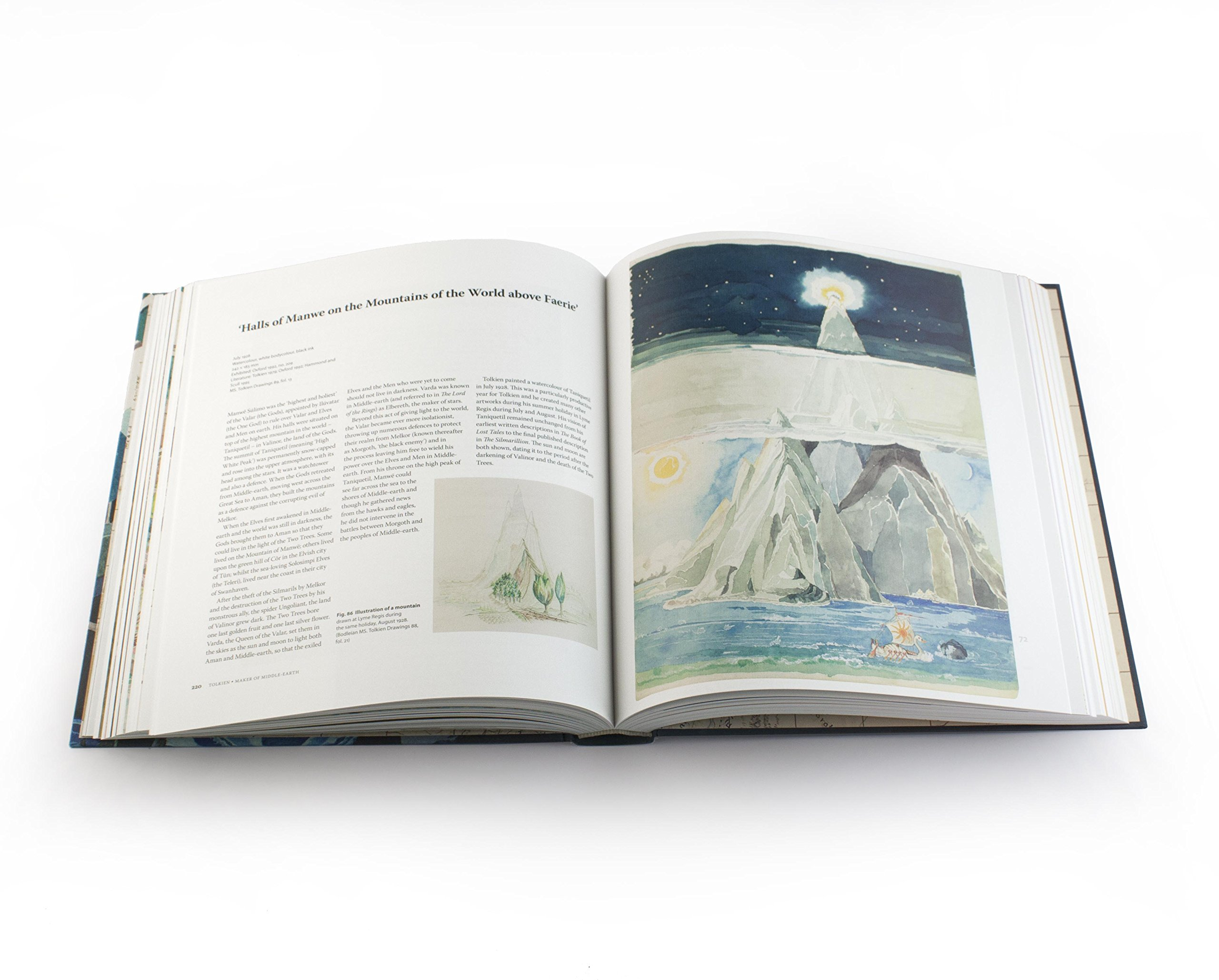 Tolkien: Maker of Middle-earth by Bodleian Library, University of Oxford