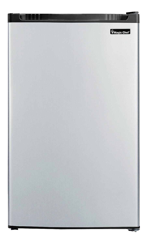 Magic Chef Kitchen Appliances Amazoncom Magic Chef Mcbr440s2 Refrigerator 44 Cu Ft