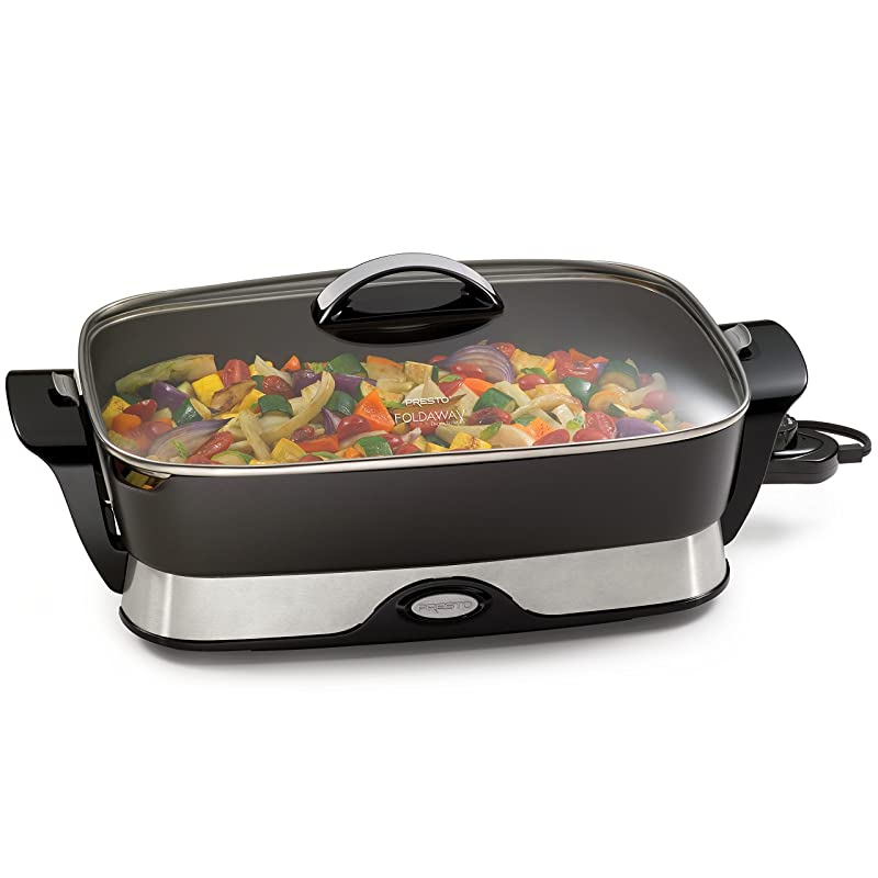 Presto 16-inch Electric Foldaway Skillet Review