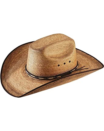 825ce5f1e Jason Aldean Men's Resistol Amarillo Sky Cowboy Hat Natural
