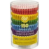 بطانات كب كيك صغيرة بألوان قوس قزح من ويلتون 415-5171 150
