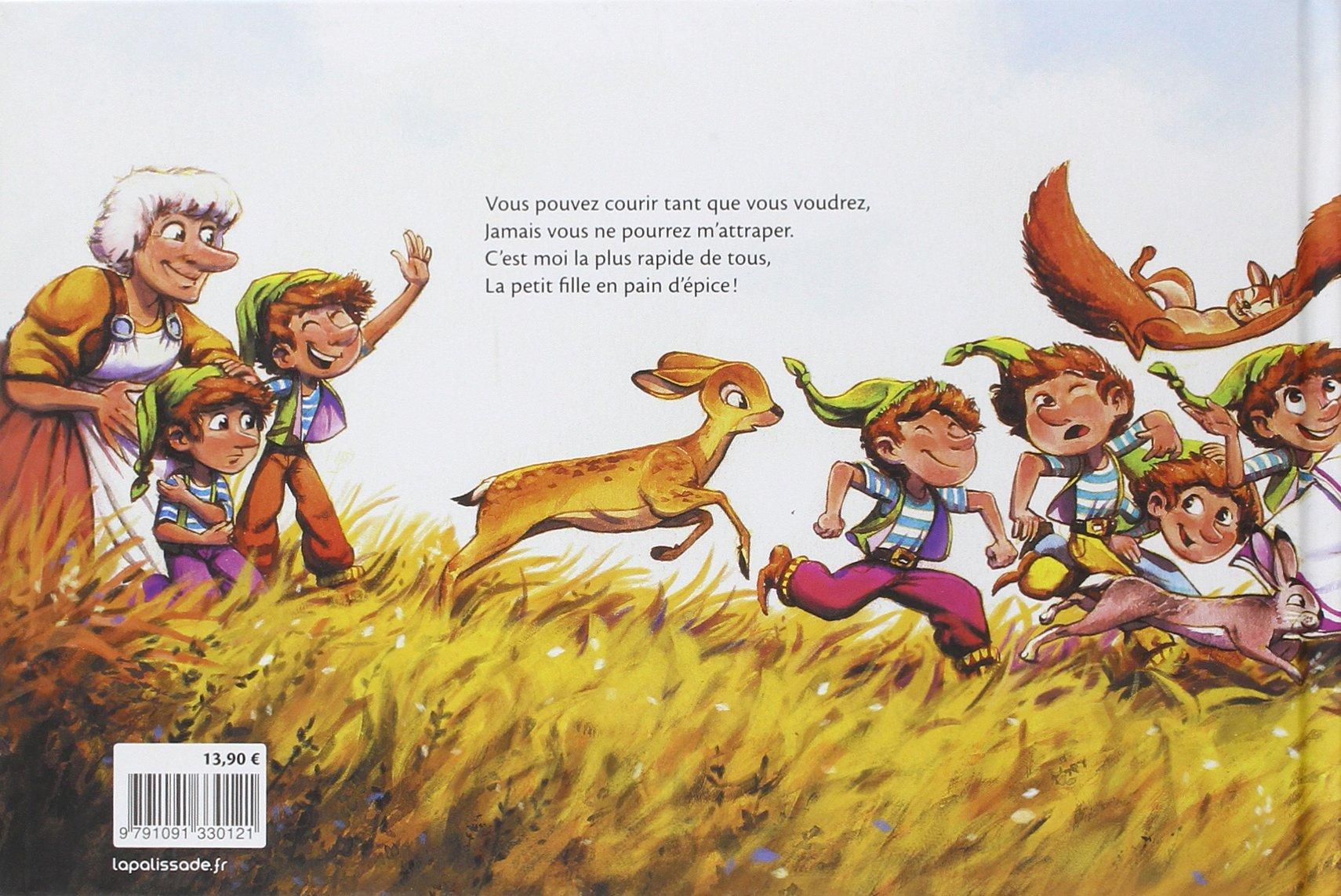 Amazon La petite fille en pain d épice Céline Lamour Crochet Florian Le Priol Livres