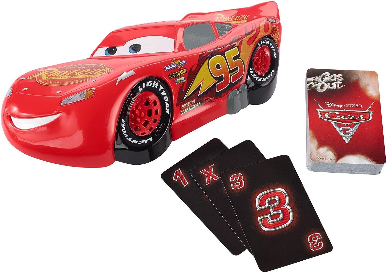 Juegos Mattel Mattel Spiele – Mister Schock Cars 3 (ffp72): Amazon ...