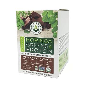 Kuli Kuli mezcla orgánica de verduras y proteínas a base de ...