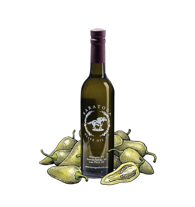 Saratoga Olive Oil Company Jalapeno White Balsamic Vinegar 200ml (6.8oz)