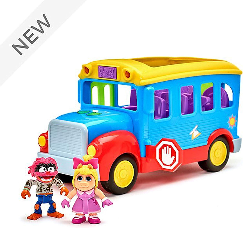 Autobus escolar oficial de la amistad Disney Muppet Babies