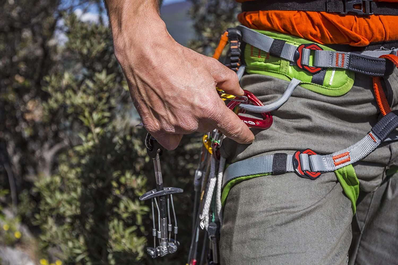 Climbing Technology Ascent - Arnés de Escalada - Verde Talla M/L 2017