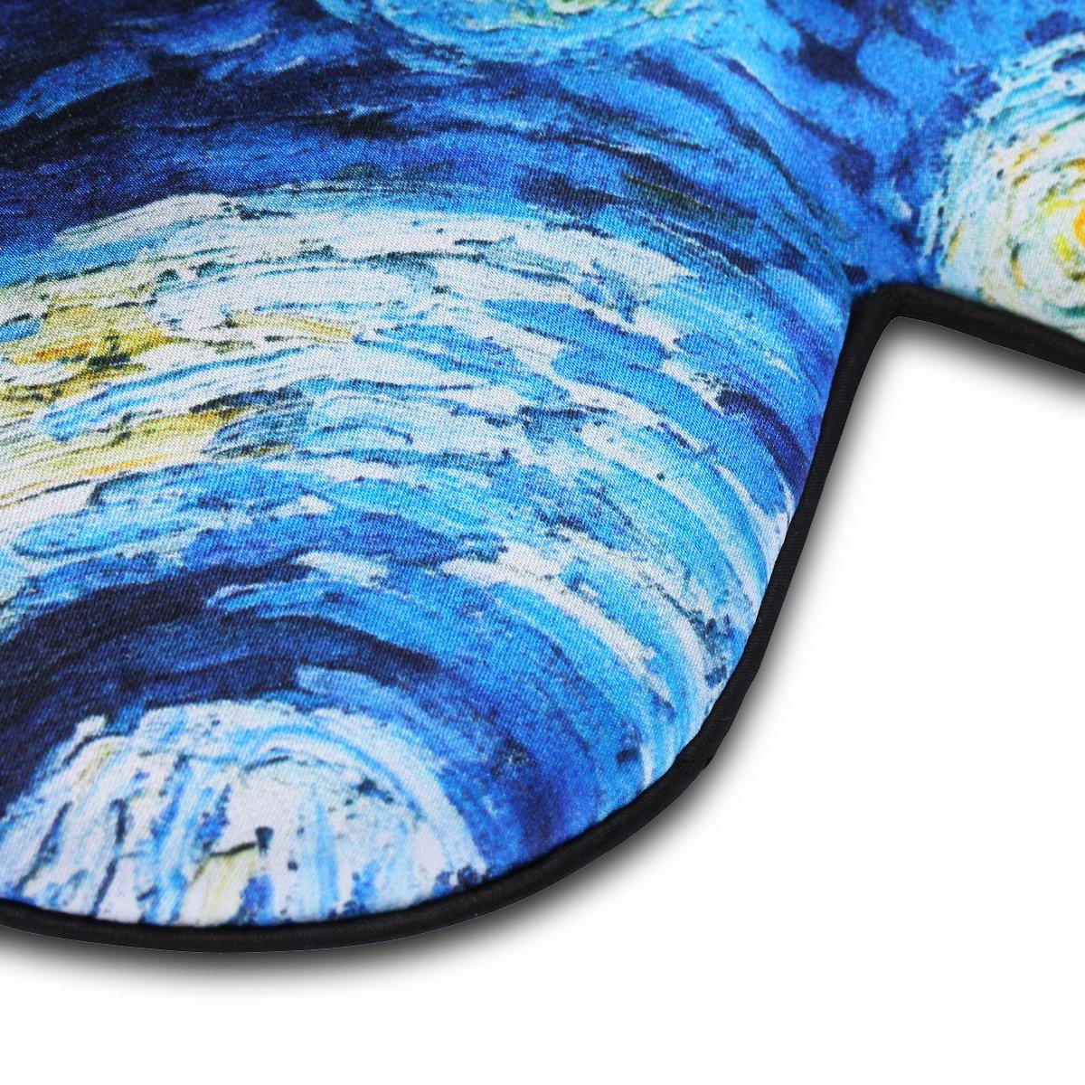 ALASKA BEAR Masque de sommeil Starry Night