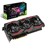 ASUS ROG Strix GeForce RTX 2060 Super Advanced Overclocked EVO 8G GDDR6 HDMI DisplayPort USB Type-C Gaming Graphics Card…