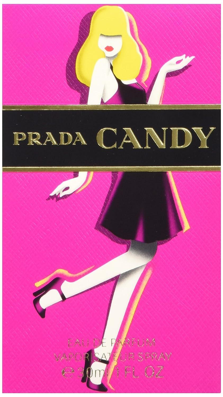 Prada Candy Eau de Parfum Spray, 1 Ounce