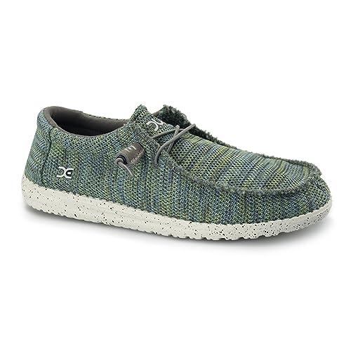Dude Shoes, Verde verde