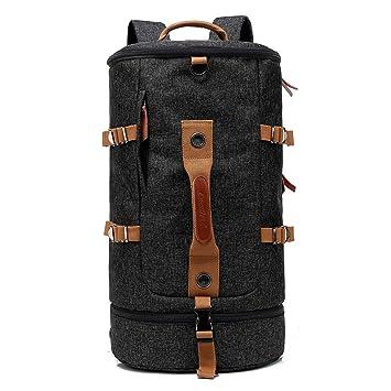 97bf8f62cb4c8 CoolBell Sport Rucksack umwandelbar Tasche Umhängetasche Messenger Bag  Business Aktentasche leicht wasserdicht Rucksack Sport Reisen Tasche