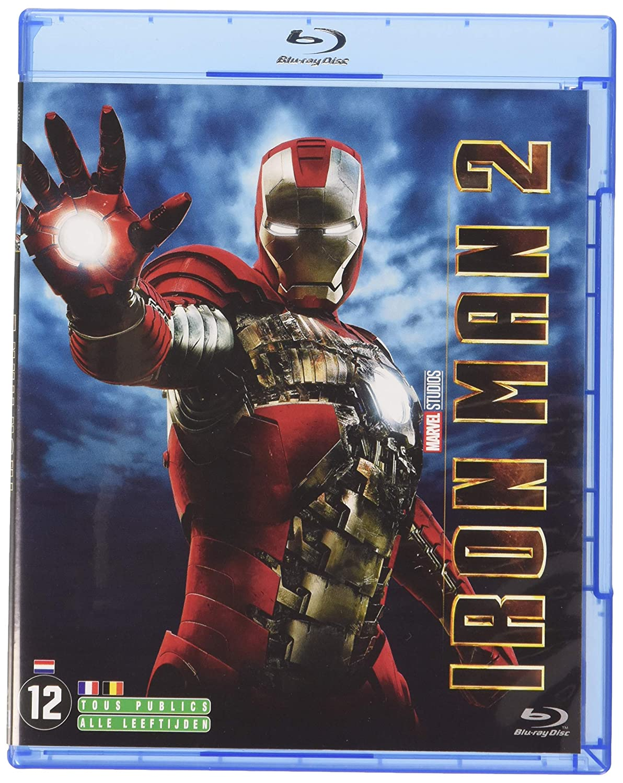 Iron Man 2 [Francia] [Blu-ray]: Amazon.es: Robert Downey Jr ...