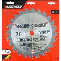 """Disco para Serra Circular 7.1/4"""", Black&Decker 71-727"""