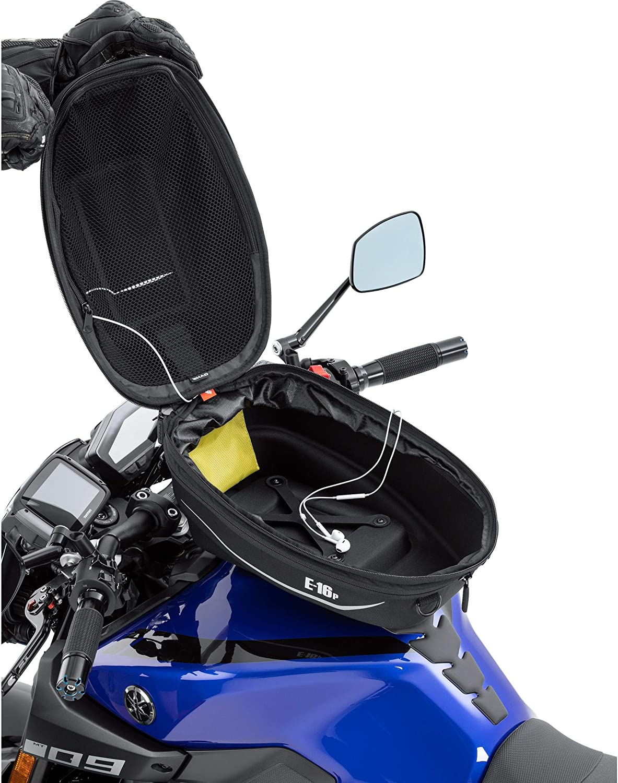 Noir no SHAD X0SE16P Sacoche E16P Pin System