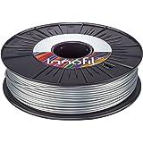 Innofil PLA Filament für 3D Drucker (2,9 mm) silver
