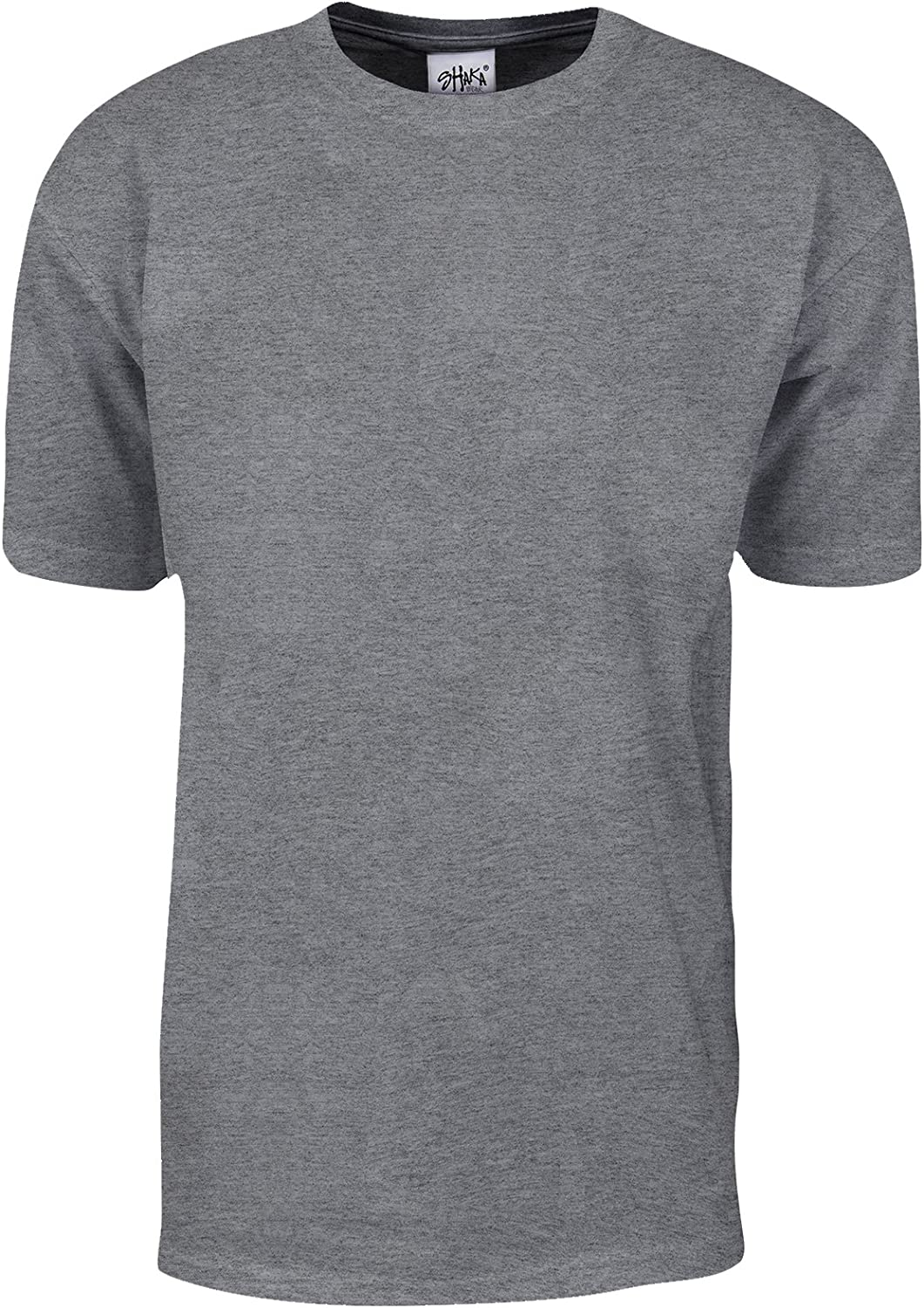 Fitscloth Mens Max Heavy Weight Cotton Short Sleeve T-Shirt