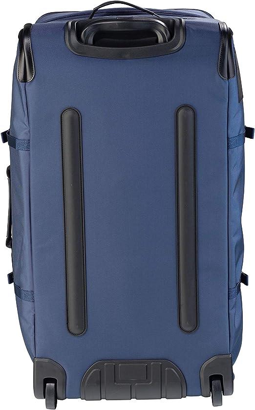 Bleu, S 48 cm - 35//40 L JUMP Sac /à roulettes Extensible Bleecker