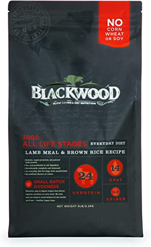 Blackwood Dog Food Everyday Diet Made